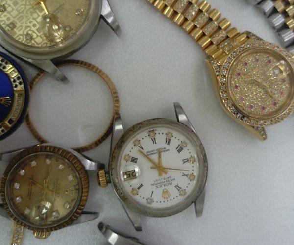 玖泰當舖專業收購手錶,故障也收購
