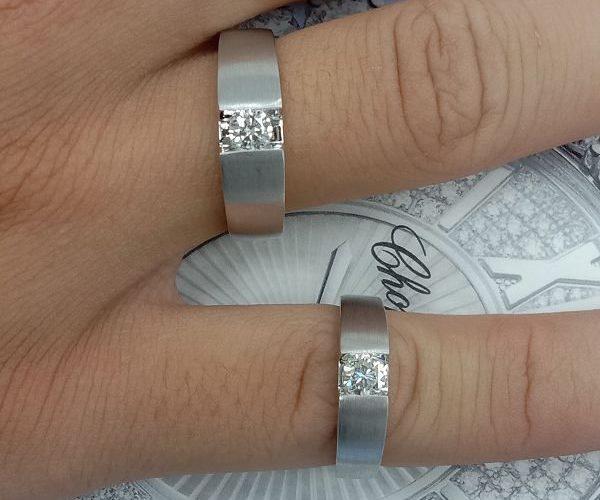 快搶 流當鑽石拍賣 周年慶 30分 G色 K金 男女對戒 特價出清 買到賺到 ZS235