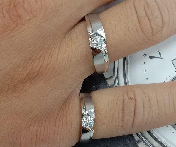 快搶 流當鑽石拍賣 周年慶 GIA 30分 G色 K金 男女對戒 特價出清 買到賺到 ZS237