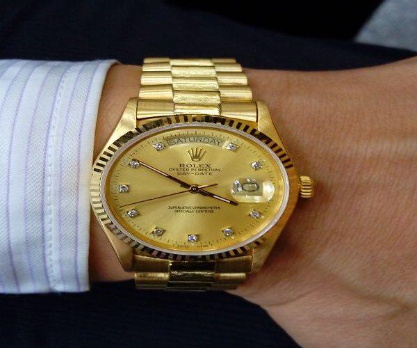 台中手錶收購專業店家 高價收購百大名錶 以假亂真案例分享