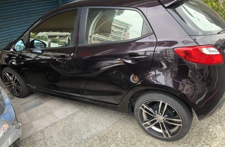 台中汽車借錢 分期汽車借款 2015年Mazda分期車借款 小額周轉(台中大里何先生案例)